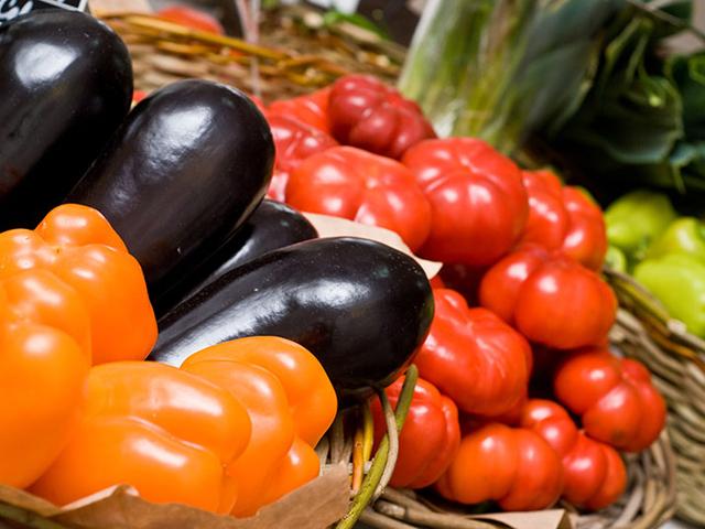 foodverpakkingen voor verse groenten en fruit